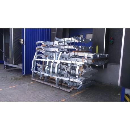 Her kan du se hvilke chassis rammer der er sat i ordrer
