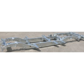 Chassis rammer